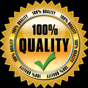 quality logo trans