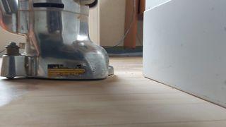 Floor edger