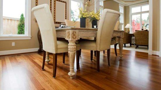 Wood floor protectors