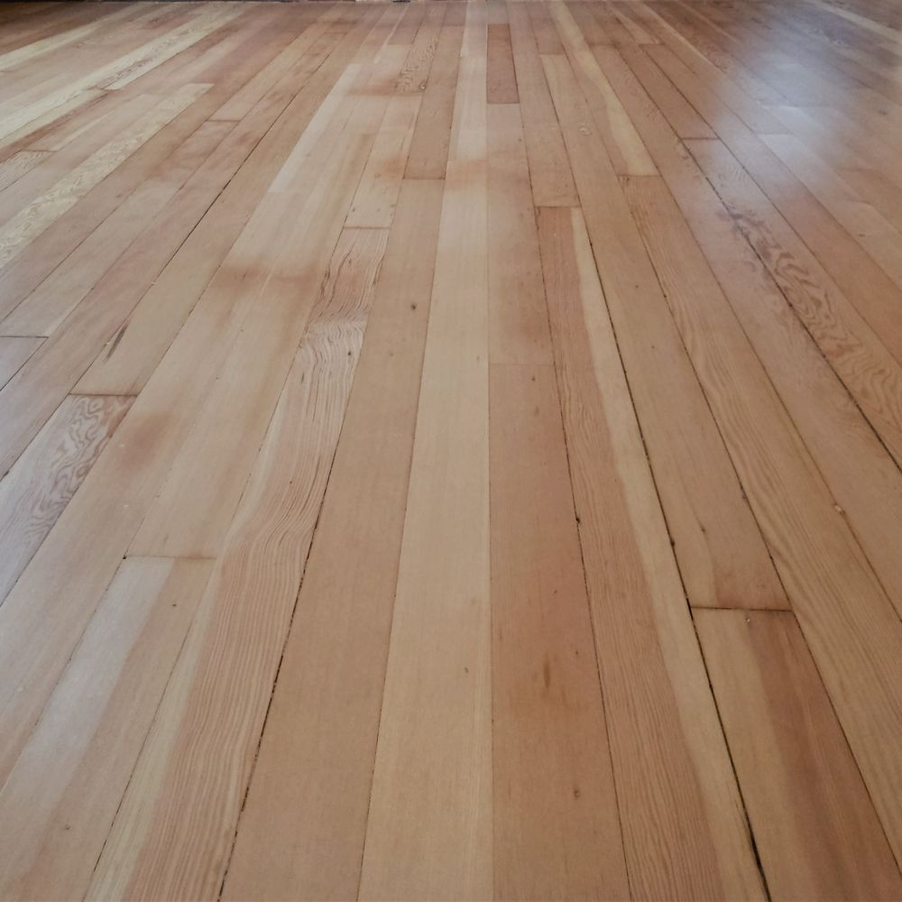 Refinished Fir Floor after 1000x1000 1