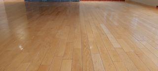 Red oak floorbefore 1